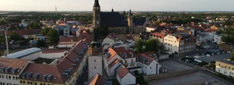 Dokumentation mit Bildern aus St. Jakob