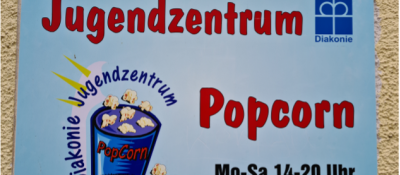 Wiedereröffnung Jugendclub Popcorn